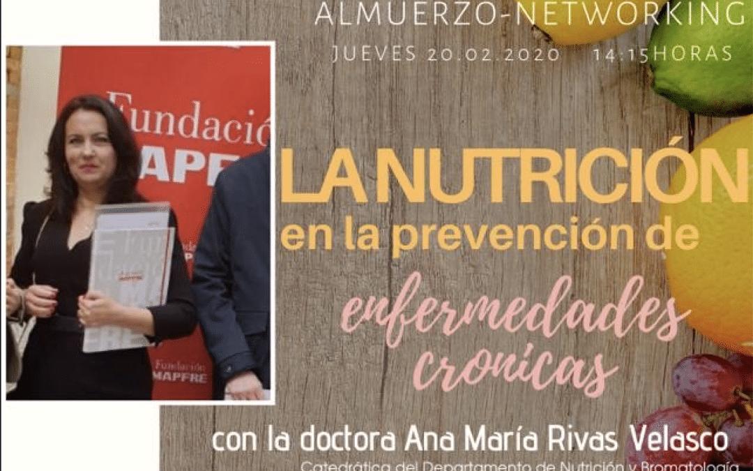 La nutrición en la prevención de enfermedades crónicas